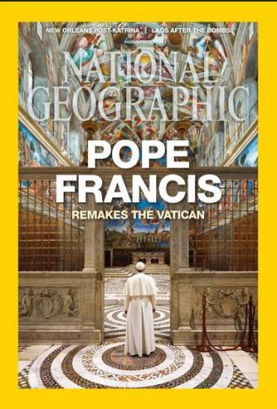 NGM Pope Francis Cover Story